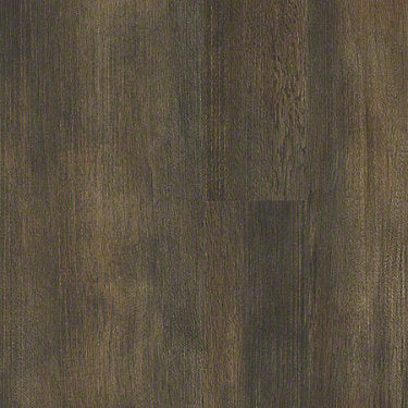 Product Sample of Shaw Floors Sustain 12 Mil Resilient Residential Unit flooring in the color Briarwood available at Standard Paint and Flooring.