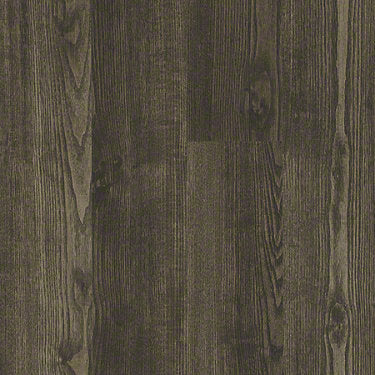 Product Sample of Shaw Floors Sustain 12 Mil Resilient Residential Unit flooring in the color Burlwood available at Standard Paint and Flooring.