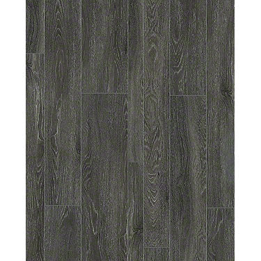 Product Sample of Shaw Floors Garden View 5Th And Main Unit flooring in the color Smoky Charcoal available at Standard Paint and Flooring.