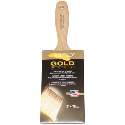 ALLPRO Gold Plus Paint Brushes