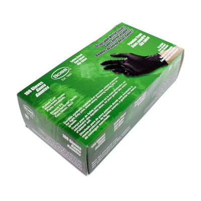Boss® Disposable 6Mil Nitrile Gloves box