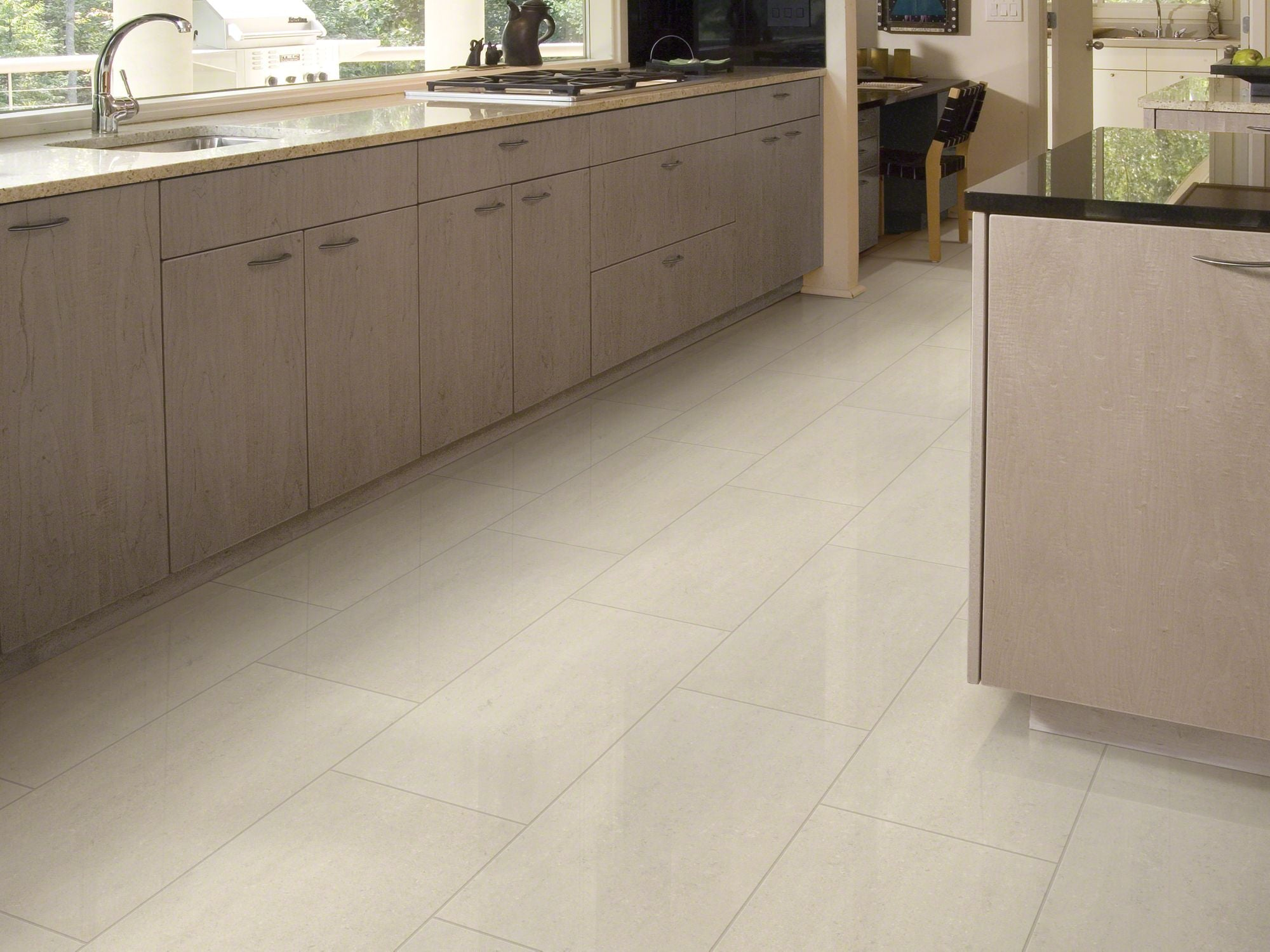 Architecture 12x24 Polished Ceramic Solutions Tile Standard Paint Flooring