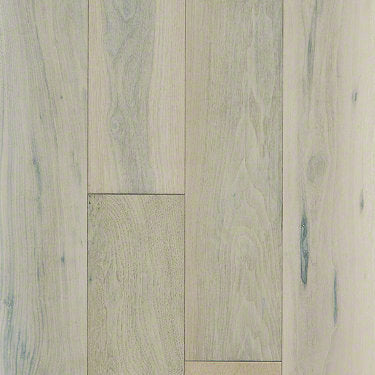 Product Sample of Shaw Floors Seaside Hardwood  flooring in the color Alabaster Walnut available at Standard Paint and Flooring.