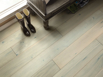 Room Image of Shaw Floors empire-oak-hardwood  flooring in the color 6 available at Standard Paint and Flooring.