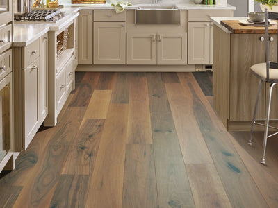 Room Image of Shaw Floors empire-oak-hardwood  flooring in the color 5 available at Standard Paint and Flooring.