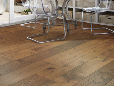 Room Image of Shaw Floors empire-oak-hardwood  flooring in the color 7 available at Standard Paint and Flooring.
