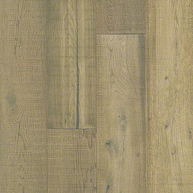 Product Sample of Shaw Floors Inspirations Hickory Hardwood  flooring in the color Acadia available at Standard Paint and Flooring.