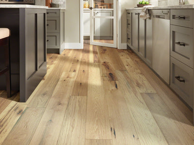 Room Image of Shaw Floors empire-oak-hardwood  flooring in the color  available at Standard Paint and Flooring.