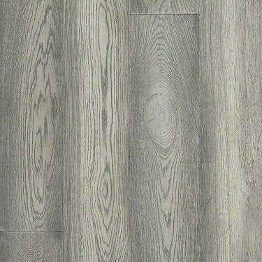Product Sample of Shaw Floors Glacier Lake Hardwood  flooring in the color Granite Oak available at Standard Paint and Flooring.
