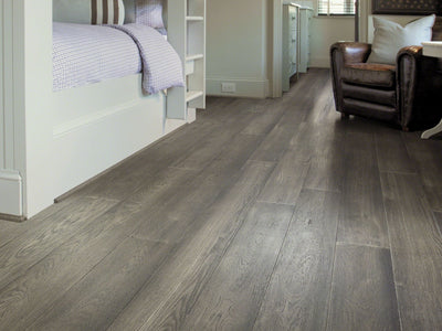 Room Image of Shaw Floors landmark-hickory-hardwood  flooring in the color 3 available at Standard Paint and Flooring.