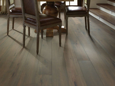 Room Image of Shaw Floors landmark-hickory-hardwood  flooring in the color  available at Standard Paint and Flooring.