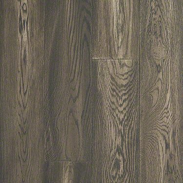 Product Sample of Shaw Floors Glacier Lake Hardwood  flooring in the color Dakota Hickory available at Standard Paint and Flooring.
