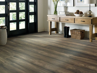 Room Image of Shaw Floors northington-brushed-hardwood  flooring in the color 1 available at Standard Paint and Flooring.