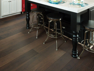 Room Image of Shaw Floors landmark-hickory-hardwood  flooring in the color 2 available at Standard Paint and Flooring.