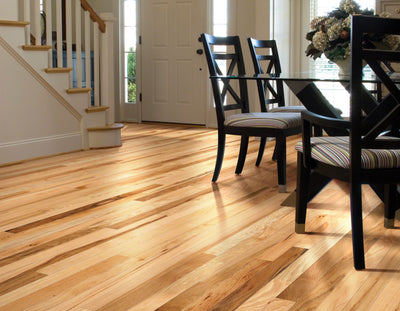 Room Image of Shaw Floors exquisite-hardwood  flooring in the color  available at Standard Paint and Flooring.