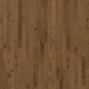 Product Sample of Shaw Floors East Lake Hardwood  flooring in the color Wheat Penny   available at Standard Paint and Flooring.