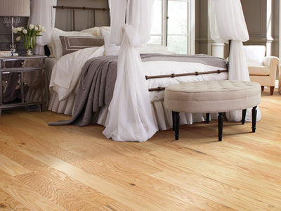 Room Image of Shaw Floors exquisite-hardwood  flooring in the color 15 available at Standard Paint and Flooring.