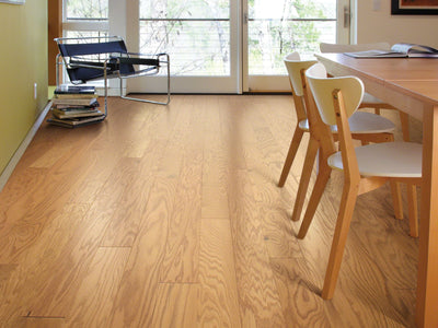 Room Image of Shaw Floors exquisite-hardwood  flooring in the color 17 available at Standard Paint and Flooring.