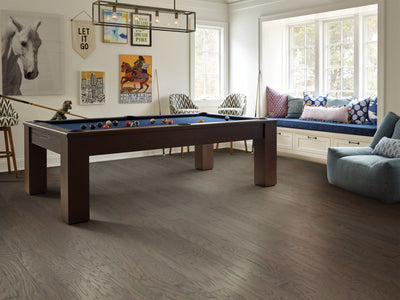 Room Image of Shaw Floors exquisite-hardwood  flooring in the color 16 available at Standard Paint and Flooring.