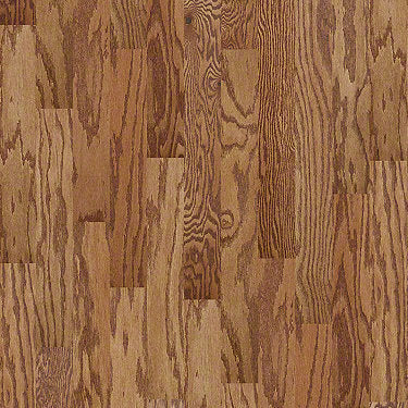 Product Sample of Shaw Floors Grant Grove 6 3/8 Hardwood  flooring in the color Gunstock      available at Standard Paint and Flooring.
