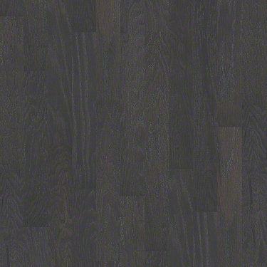 Product Sample of Shaw Floors Grant Grove 6 3/8 Hardwood  flooring in the color Charcoal      available at Standard Paint and Flooring.