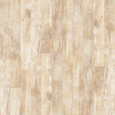 Product sample of Shaw Floors Antiquation Style laminate flooring in the color Ice House available at Standard Paint and Flooring.