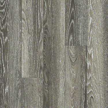 Product sample of Shaw Floors Dawson Ridge Style laminate flooring in the color Urban Oak available at Standard Paint and Flooring.