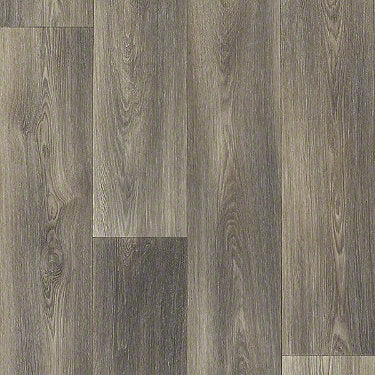 Product Sample of Shaw Floors Chisholm Resilient Residential Roll flooring in the color Idaho available at Standard Paint and Flooring.