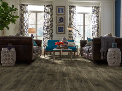 Room Image of Shaw Floors Adirondack 12C Resilient Residential Roll flooring in the color Helens available at Standard Paint and Flooring.