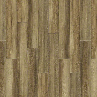 Product Sample of Shaw Floors Century Plank Sfa Unit flooring in the color Trestle                        available at Standard Paint and Flooring.
