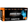 SAS Derma-Max Nitrile Disposable Glove box