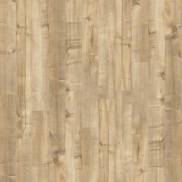 Product sample of Shaw Floors Boulevard Style laminate flooring in the color Cool Khaki available at Standard Paint and Flooring.