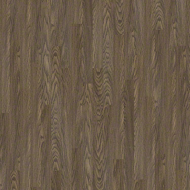 Product sample of Shaw Floors Avondale Style laminate flooring in the color Smoke available at Standard Paint and Flooring.