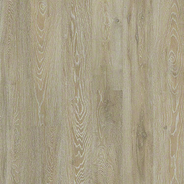 Product sample of Shaw Floors Grand Mountain Style laminate flooring in the color Lace Beige Oak available at Standard Paint and Flooring.