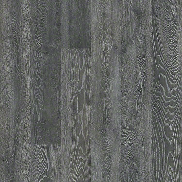 Product sample of Shaw Floors Grand Mountain Style laminate flooring in the color Mystic Gray Oak available at Standard Paint and Flooring.