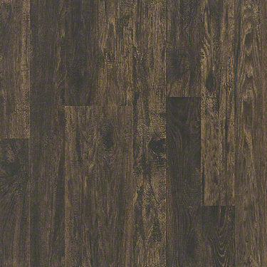 Product sample of Shaw Floors Classic Vintage Style laminate flooring in the color Ageless Hickory available at Standard Paint and Flooring.