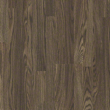 Product sample of Shaw Floors Classic Concepts Style laminate flooring in the color Brownstone Oak available at Standard Paint and Flooring.