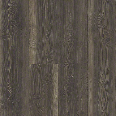 Product sample of Shaw Floors Anthem Plus Style laminate flooring in the color Song Of South available at Standard Paint and Flooring.