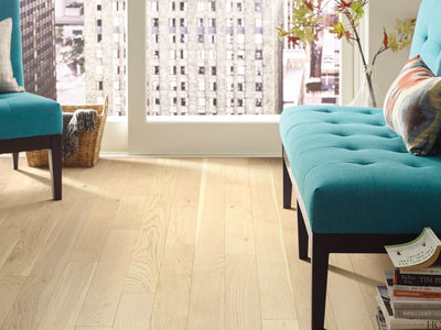Room Image of Shaw Floors northington-brushed-hardwood  flooring in the color 4 available at Standard Paint and Flooring.