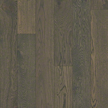 Product Sample of Shaw Floors Continental Hardwood  flooring in the color Morgan available at Standard Paint and Flooring.