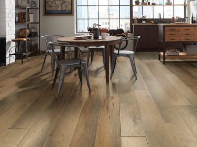 Room Image of Shaw Floors relic-hardwood  flooring in the color  available at Standard Paint and Flooring.