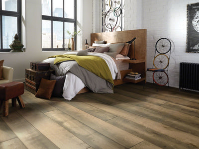 Room Image of Shaw Floors magnificent-sfn-hardwood  flooring in the color 4 available at Standard Paint and Flooring.