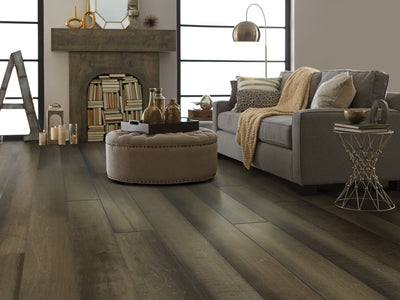 Room Image of Shaw Floors magnificent-sfn-hardwood  flooring in the color 5 available at Standard Paint and Flooring.
