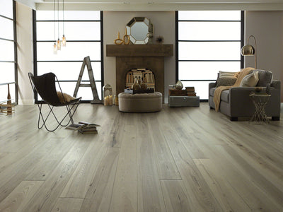 Room Image of Shaw Floors couture-oak-hardwood  flooring in the color 5 available at Standard Paint and Flooring.
