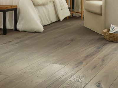 Room Image of Shaw Floors couture-oak-hardwood  flooring in the color  available at Standard Paint and Flooring.