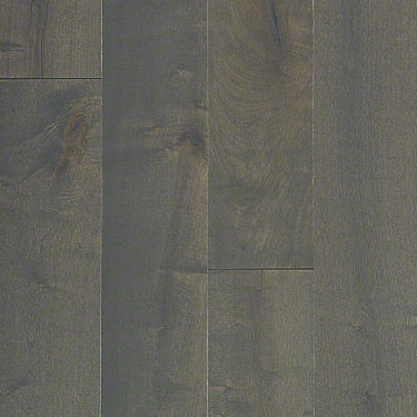 Product Sample of Shaw Floors Seaside Hardwood  flooring in the color Serenity available at Standard Paint and Flooring.