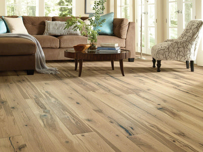 Room Image of Shaw Floors magnificent-sfn-hardwood  flooring in the color  available at Standard Paint and Flooring.
