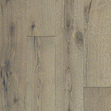 Product Sample of Shaw Floors Seaside Hardwood  flooring in the color Wilderness available at Standard Paint and Flooring.
