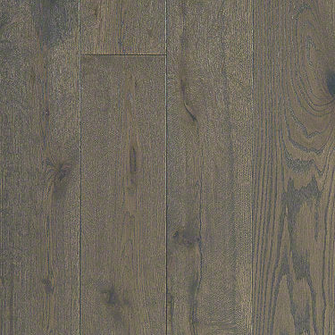 Product Sample of Shaw Floors Seaside Hardwood  flooring in the color Terrain available at Standard Paint and Flooring.