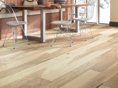 Room Image of Shaw Floors reflections-ash-hardwood  flooring in the color 3 available at Standard Paint and Flooring.